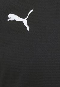 Puma - TEAMGOAL TRAINING  - Fleece jumper - black/asphalt - 5