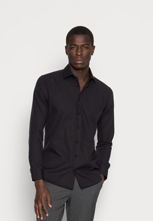 SLIM FIT - Camisa elegante - schwarz