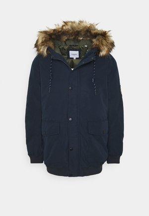 JJSKY JACKET - Parka - navy blazer