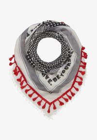 Codello - KISS FROM A ROSE - Foulard - off white - 1