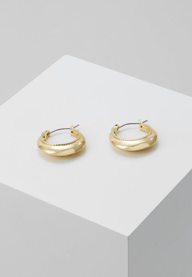 EARRINGS SABRI - Oorbellen - gold-coloured
