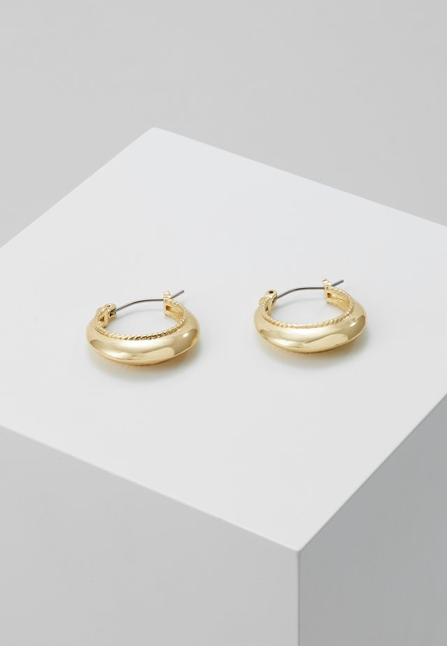 EARRINGS SABRI - Kolczyki - gold-coloured