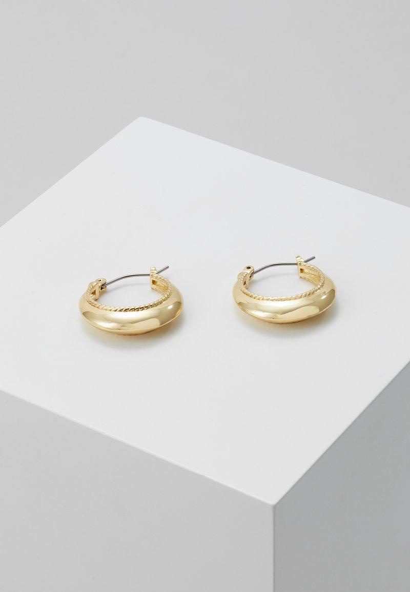 Pilgrim - EARRINGS SABRI - Orecchini - gold-coloured