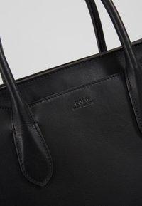Polo Ralph Lauren - SLOANE - Sac à main - black - 2