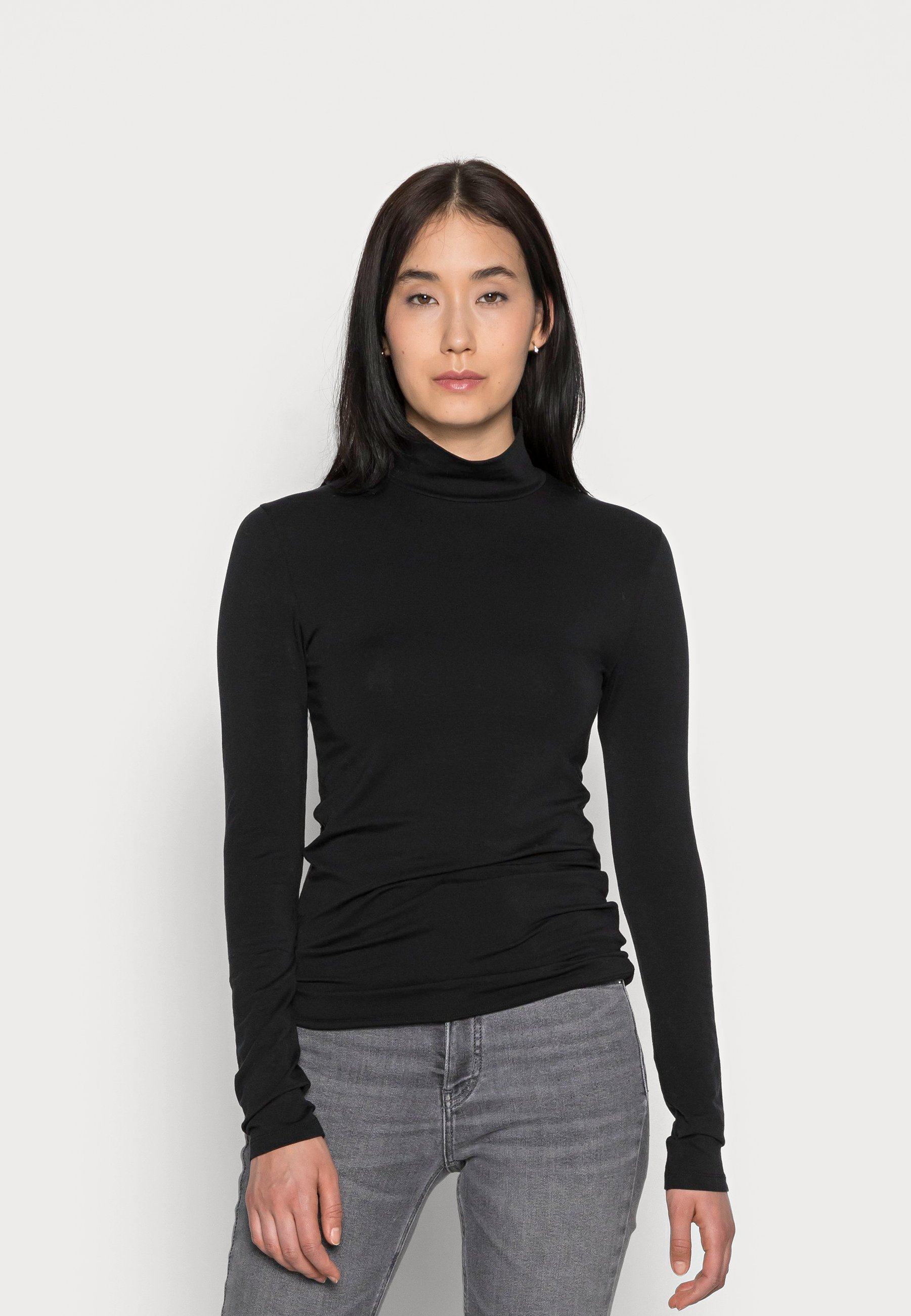 Women SLFMANDY HIGH NECK  NOOS - Long sleeved top