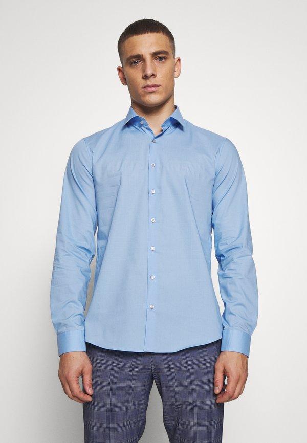 Calvin Klein Tailored STRETCH - Koszula biznesowa - light blue/jasnoniebieski Odzież Męska CWMY