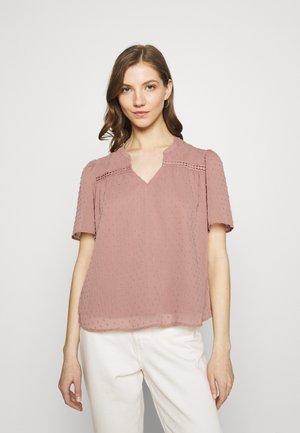 JDYNIKOLINE - Print T-shirt - rose