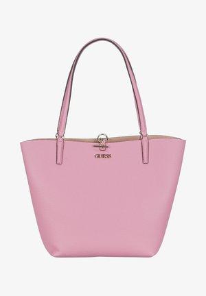 ALBY TOGGLE - Tote bag - pink