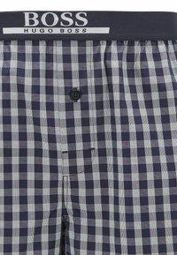 BOSS - 2 PACK - Pyjama bottoms - dark blue - 5