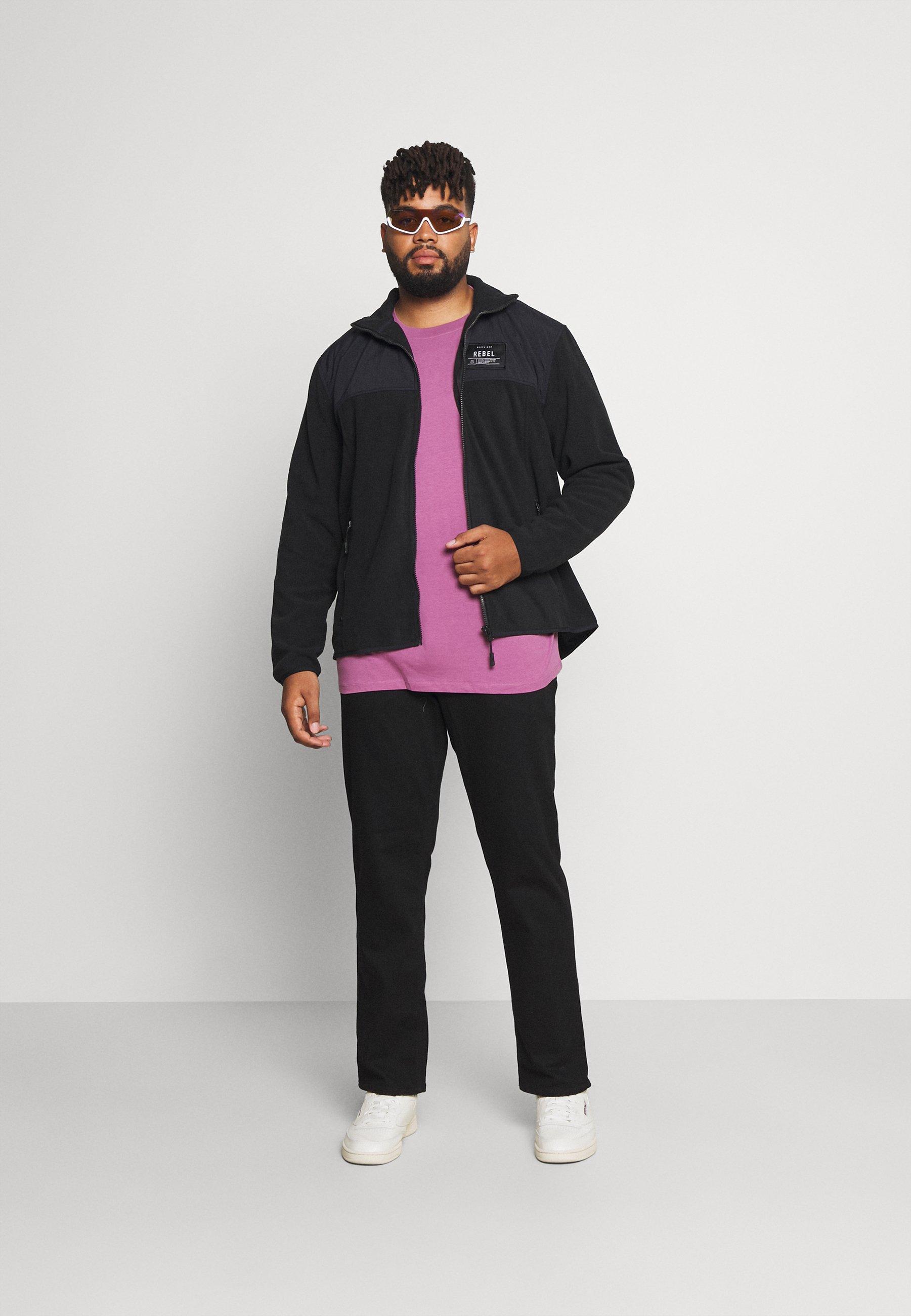 Men JORBRINK TEE CREW NECK 3 PACK - Basic T-shirt