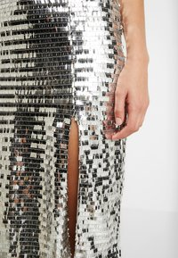 Glamorous - A-snit nederdel/ A-formede nederdele - silver - 4
