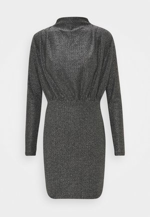 AMBER DRESS - Cocktail dress / Party dress - silver