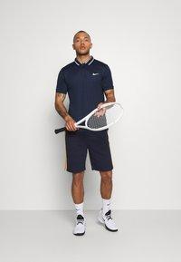 Lacoste Sport - SHORT - Short de sport - navy blue/marine/white - 1