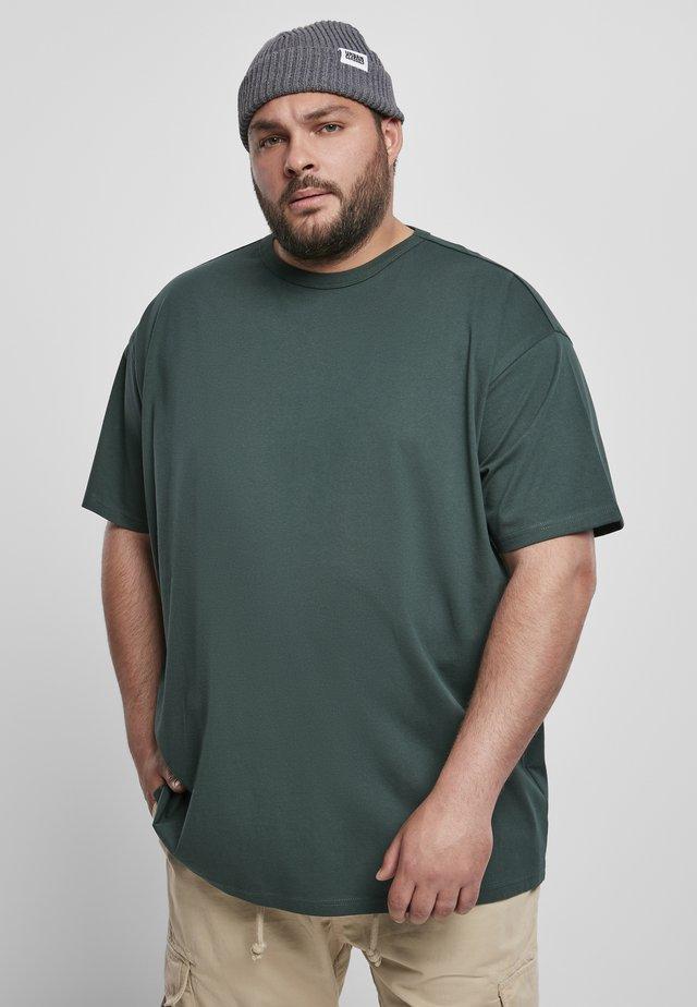T-shirt basic - bottlegreen