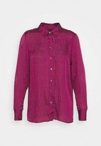 Banana Republic - DILLON SOFT  - Button-down blouse - raspberry - 3