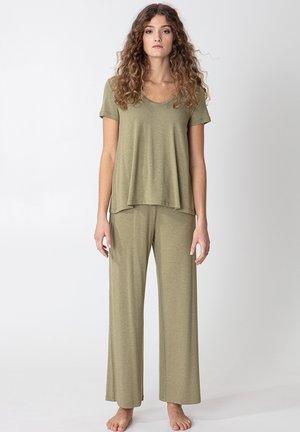 Maglia del pigiama - green