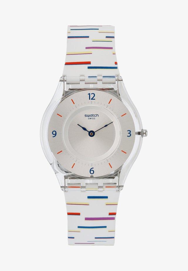 THIN LINER - Uhr - white