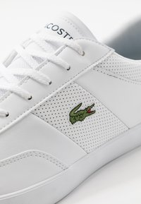 Lacoste - COURT MASTER - Sneakers laag - white - 5