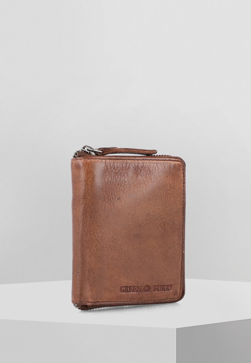 Greenburry - VINTAGE  - Wallet - brown
