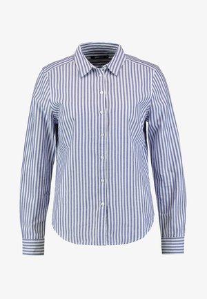 JESSIE - Button-down blouse - cobolt blue