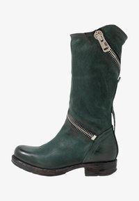 A.S.98 - Cowboy/Biker boots - balsamic - 1