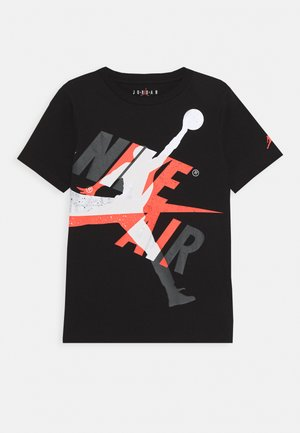JUMPMAN  CLASSIC GRAPHIC - T-shirt print - black