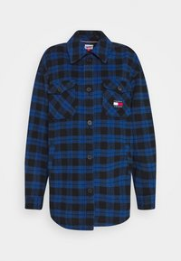 Tommy Jeans - Button-down blouse - providence blue/black - 4
