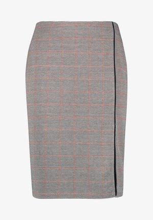 Pencil skirt - off-white