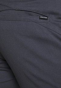 Volcom - FRICKIN MODERN STRETCH PANT - Chinot - charcoal - 5