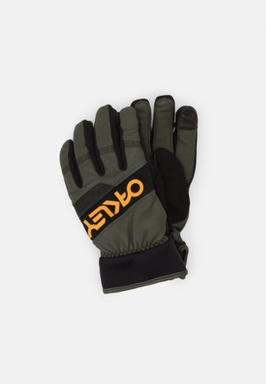 FACTORY WINTER GLOVE  - Gloves - new dark brush