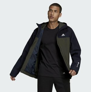 GORE TEX PACLITE - Training jacket - blue