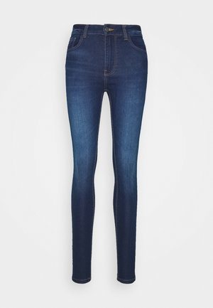 JDYNEWNIKKI LIFE HIGH - Jeans Skinny Fit - medium blue denim