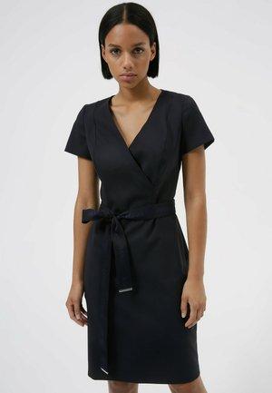 KIMESI - Shift dress - dark blue