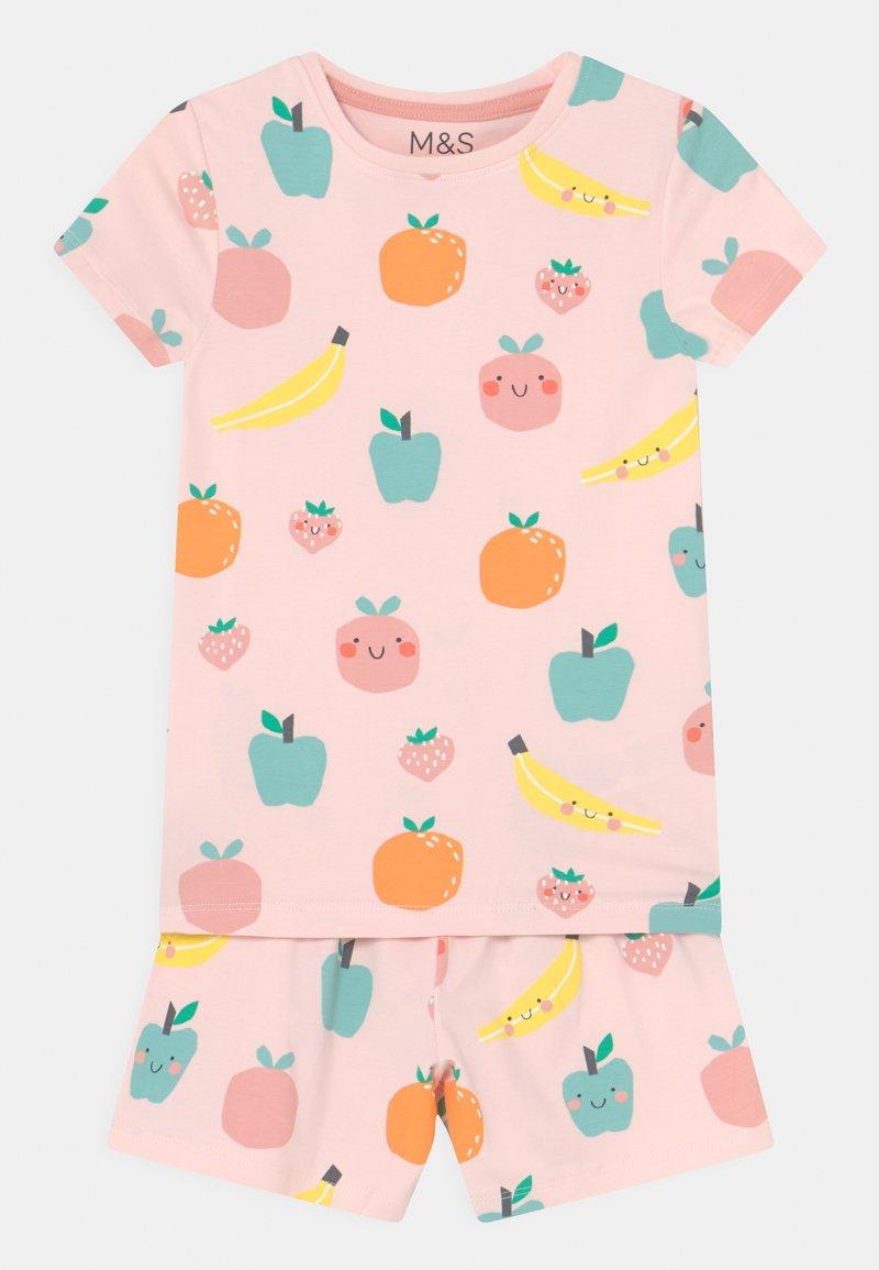 Marks & Spencer London - FRUIT UNISEX - Pyjama set - multi-coloured