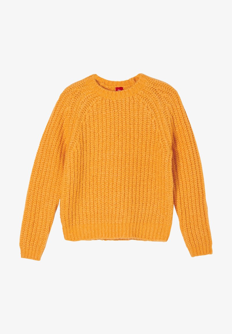 s.Oliver - Jumper - yellow