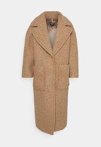 UGG - HATTIE LONG COAT - Klasický kabát - camel - 5