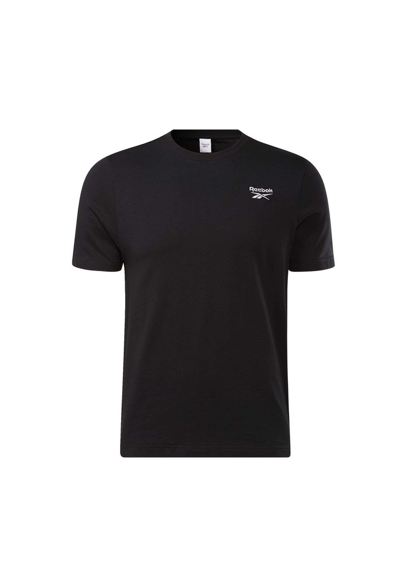 Reebok Classic - CLASSICS SMALL VECTOR T-SHIRT - Print T-shirt - black