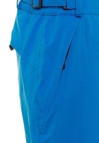 Killtec - GAUROR UNISEX - Zimní kalhoty - neon blue - 3