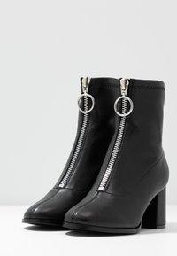 Even&Odd - Støvletter - black - 4