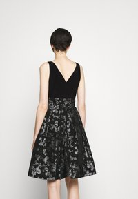 Lauren Ralph Lauren - YUKO - Cocktail dress / Party dress - black/silver - 2