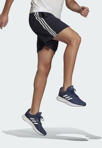 adidas Performance - Sports shorts - legend ink/white - 2