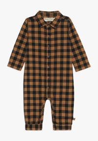 Smitten Organic - OVERALL BABY  - Overall / Jumpsuit - sudan brown - 0