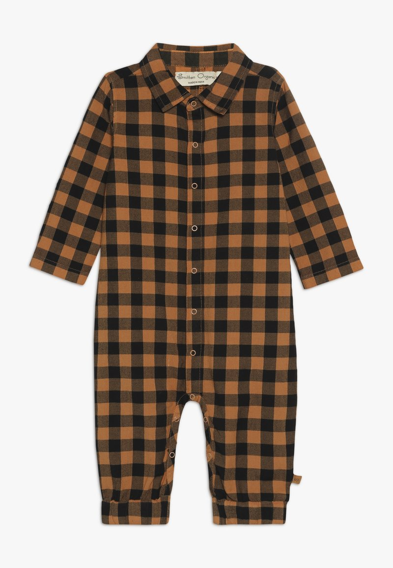 Smitten Organic - OVERALL BABY  - Overall / Jumpsuit - sudan brown