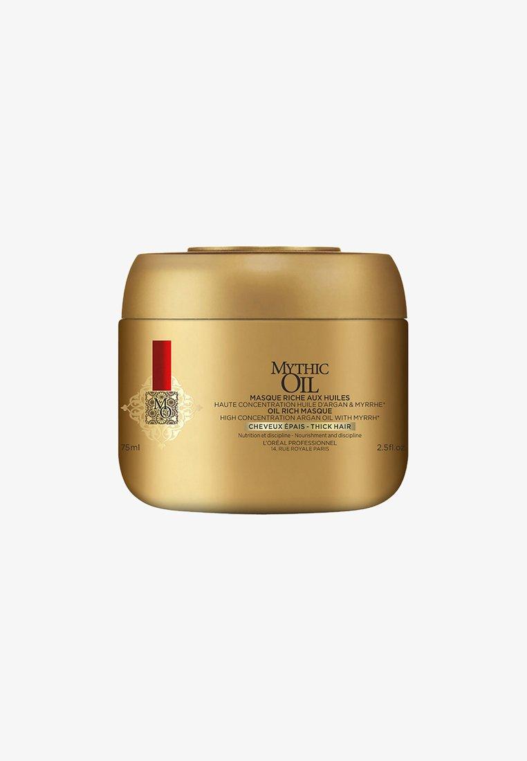 L'Oréal Professionnel - MYTHIC OIL MASKE KRÄFTIGES HAAR - Hair mask - -