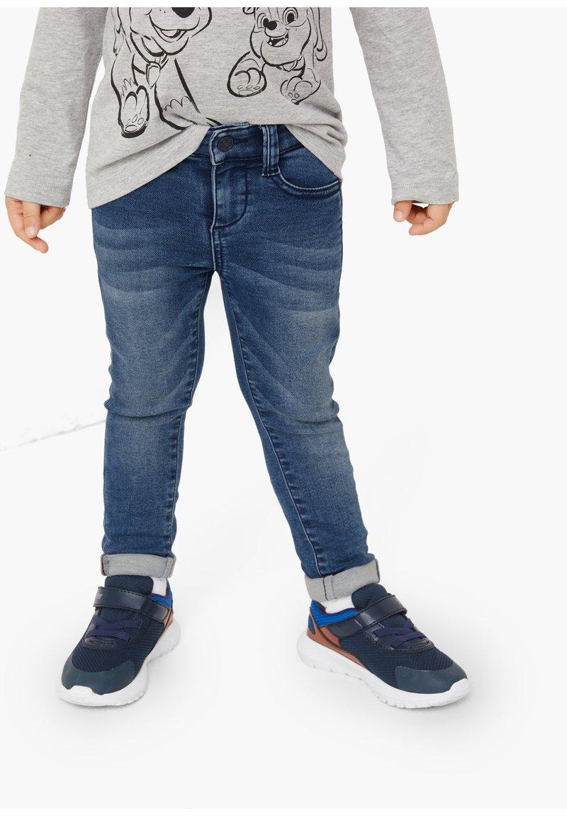 s.Oliver - Straight leg jeans - blue