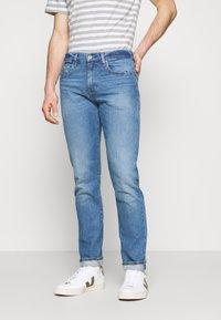 Levi's® Made & Crafted - LMC 502™ REGULAR TAPER - Straight leg jeans - lmc leward - 0