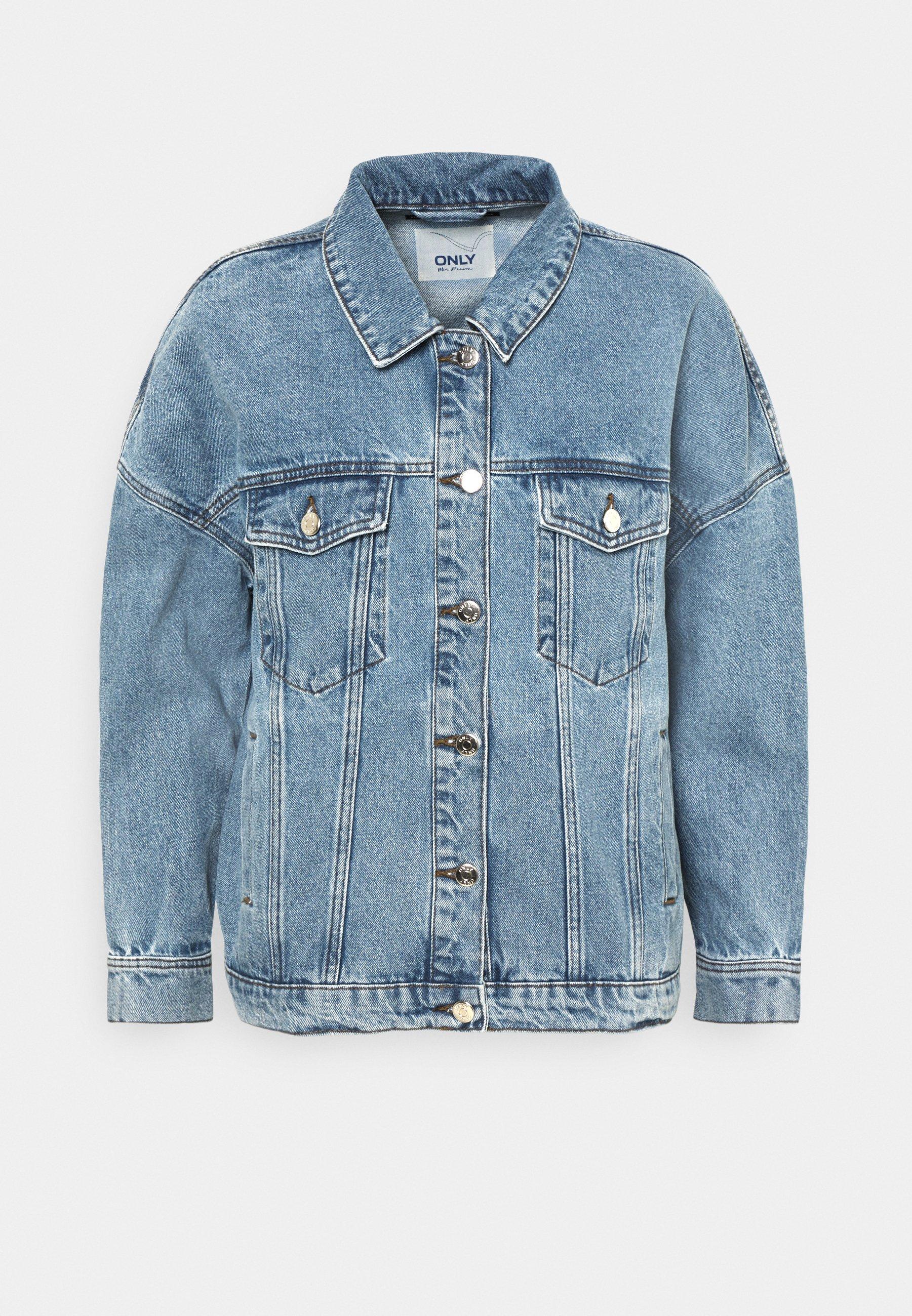 Women ONLSAFE LIFE - Denim jacket