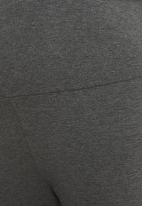 Cotton On - MATERNITY - Leggings - black/charcoal - 2