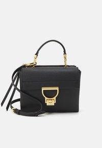 Coccinelle - ARLETTIS CROSSBODY - Handbag - noir - 0