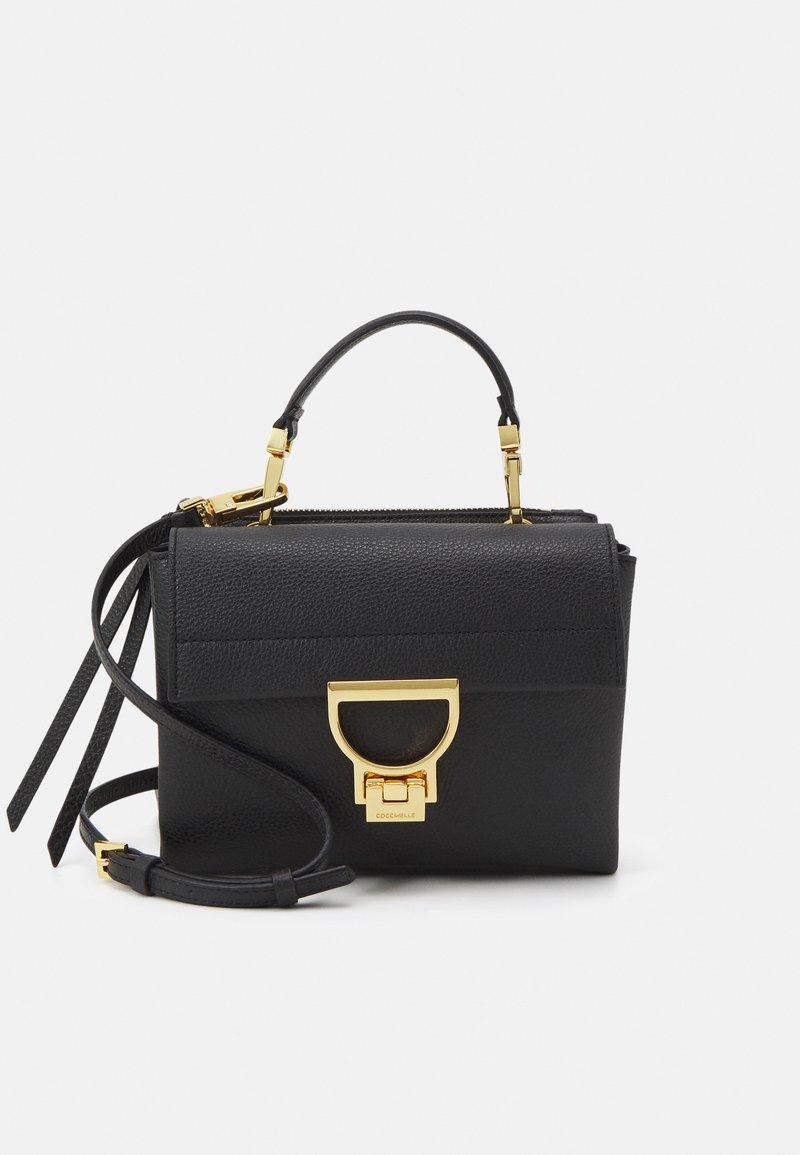 Coccinelle - ARLETTIS CROSSBODY - Handbag - noir